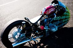 Nel garage di Lucky Cat | Riders Magazine