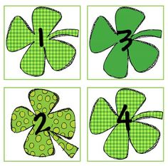 Classroom Freebies Too: St. Patrick's Day Freebie