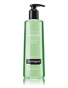 Neutrogena Rainbath Renewing Shower and Bath Gel Pear and Green Tea 85 Ounce Pack of 6 ** For more information, visit image link. (Note:Amazon affiliate link)