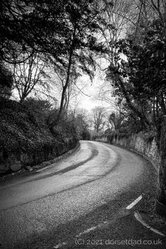 Took this photo of a small road within Dorset. #dorset #photography #photooftheday #photos #blackandwhitephotography #monochrome #bwphoto Black And White Photography, The Funny, Photo S, Monochrome, Comedy, Creativity, Dads, Country Roads, Adventure