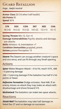 Dungeons And Dragons Rules, Dungeons And Dragons Homebrew, Army Names, Dnd Stats, Dnd 5e Homebrew, Dark Artwork, Dnd Monsters, Dnd Characters, Home Brewing