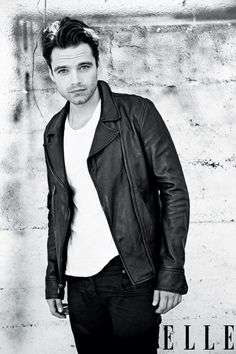 Sebastian Stan......Did i mention I'm in love?? =)