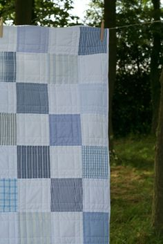 old shirts quilt