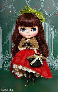 11th Anniversary Blythe Doll - Red Delicious by MissBlythe, via Flickr