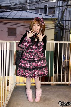 Harajuku Fashion Walk #8 - Youki