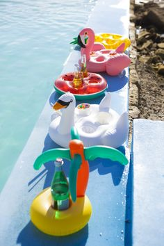 Floating drinkholders Sunnylife Australia