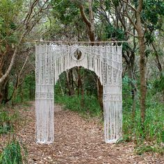 「 Our wedding backdrop compliments and accentuates the beauty of any surrounding. Available for hire Australia wide, these handmade backdrops are perfect… 」
