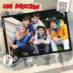 Save $5.18 on One Direction 2014 Square 12x12; only $9.81