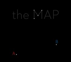 the map 1