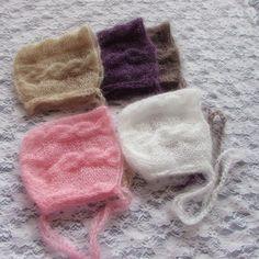 Novo estilo Crochet gorro Mohair recém nascido chapéu adereços em Toucas e Bonés de Mamãe e Bebê no AliExpress.com | Alibaba Group
