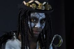 How to create the Papa Legba from the third season of American Horror Story. Tutorial on how to do makeup, etc for costume