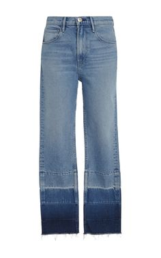 Shelter Straight Leg Jeans by 3X1 Now Available on Moda Operandi