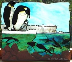 Robert Oddy: Penguins