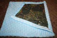 camouflage baby blankets - Google Search