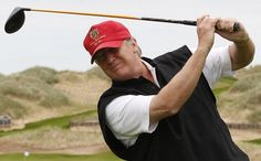 Trump Just Announced He Won't Live In White House Full Time, Wants To Golf & Relax | Ladies and gentlemen, your next president.  Congrats!  You picked a winner...