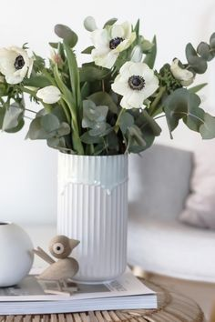 Design Vase, Balcony Flowers, Danish Design, Interior Architecture, Designer, Inspiration, Wall, Home Decor, Style