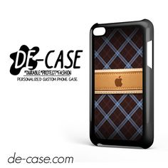 Apple Dark Cross Plaid For Ipod 4 Ipod Touch 4 Case Phone Case Gift Present YO