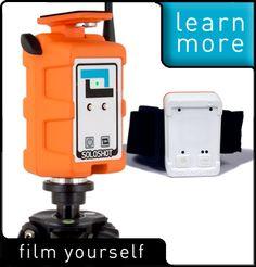 Crazy but cool concept!  Soloshot.com  the video camera that follows you around via sensor