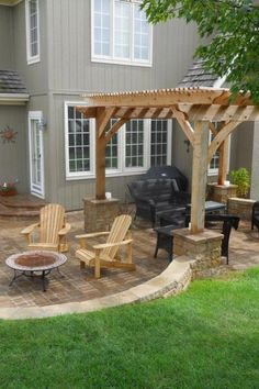 Captivating 10 Beautiful DIY Patio Projects You Can Create Yourself To Complete Your  Landscape | Patio Designs