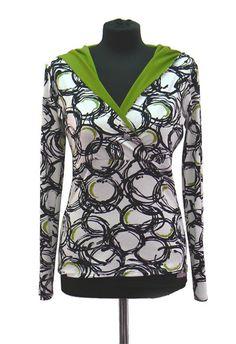 Schnittmuster: Shirt Kalmar von schnittquelle