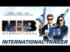 Sony Pictures has released a new trailer and posters for Men in Black: International, reboot popular MIB / People in Black. This time, instead of Will Smith and Tommy Lee Jones, Chris Hemsworth and Tess Thompson are in the lead roles of a dynamic duo. Liam Hemsworth, Liam Neeson, Men In Black, Tommy Lee Jones, Rebecca Ferguson, New Movies, Movies Online, Imdb Movies, Watch Movies
