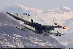 J-3074 (cn L1074)  Switzerland - Air Force  Northrop F-5E Tiger II