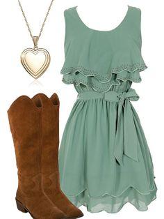 Southern Bell Dress