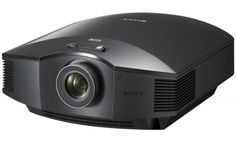 Sony VPL-HW55ES Projector - Front Angle View