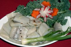 Pickled Herring - a favorite