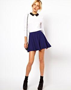 Enlarge ASOS Skirt in Skater Style