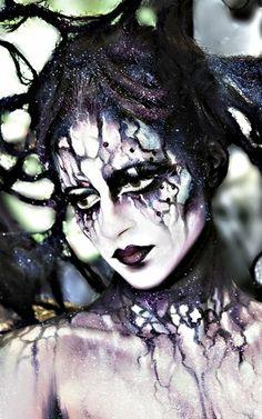 xx..tracy porter..poetic wanderlust..-#artistic #makeup #inspiration