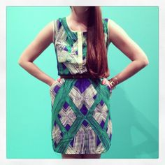 New Arrivals :: Cocktails at the Palms Dress, $68 with love from Los Angeles xoxo