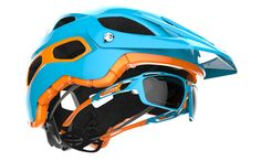 Rudy Project Unveils Company's First MTB-Specific Helmet, New Lens Change System - Singletracks Mountain Bike News Modular Motorcycle Helmets, Dirt Bike Helmets, Mountain Bike Helmets, Motorcycle Shop, Mountain Bike Shoes, Motorcycle Dealers, Best Mountain Bikes, Mountain Biking, New Dirt Bikes