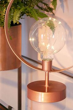 Slide View: 4: Blair Circle Table Lamp