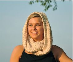 Crochet and Knit Cowls at TheEdgeof17