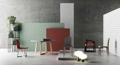 Sedie, tavoli e sgabelli per la casa e il contract   Imperial Line
