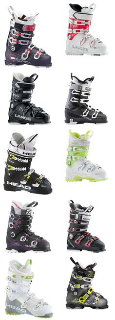 Ladies, these top-ranked ski boots may look girly with their pinks and purples, and their faux-fur liners, but make no mistake: These boots were made for skiers like you.