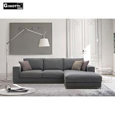 GLS1016 B&B italian l shape sofa