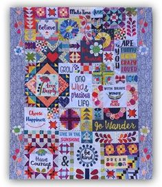 Dear Daughter Block of the Month Kit or All at Once!Starts June 2017! by Sherri Noel