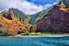 The Na Pali Coast State Park on Kauai is touted as one of the most beautiful places on earth. Learn about the best ways to see its beaches and valleys.