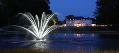 Chateau du Coudreceau Estate & Fountains - www.cducestates.com #ChateauduCoudreceau #CduCEstates #Fountains #Estate  #Chateau