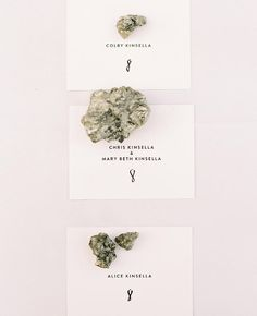 15 Escort Card Ideas