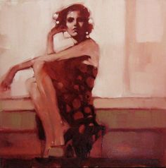 Love this stylish piece of art! By Michael Carson www.lovesweetfreedom.co.uk