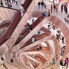Rem Koolhaas's OMA Plans to Renovate Europe's Largest Department Store, the KaDeWE in Berlin
