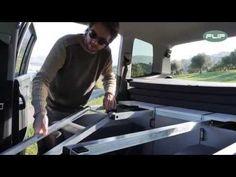 SIPRAS - FLIP Campingbox für Ihr PKW
