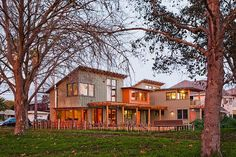 Santa Cruz Straw Bale House by Arkin Tilt Architects
