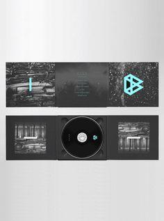 B.A.S.H Digipack EP    Music Artwork  Sao Paulo / Brazil / 2012
