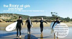 Surf Maroc - girls only surf camp in Taghazout - highly recommended!