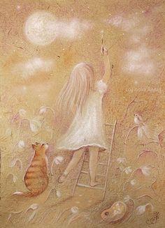 """""""L'artiste"""" par Annet Loginova"""