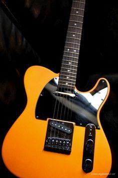Fender FSR Telecaster in Arizona Sun.